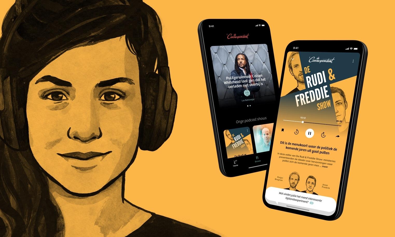 App promotion image