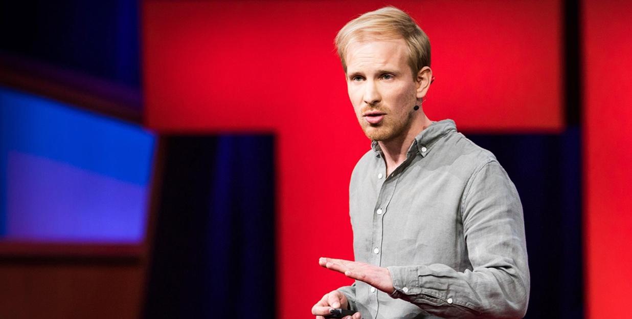 Rutger Bregmans TED Talk over het basisinkomen